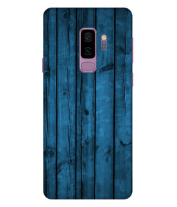 Samsung Galaxy S9 Blue Woods Plus Mobile cover
