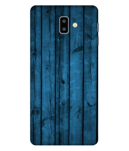 Samsung Galaxy J6 Blue Woods Mobile cover
