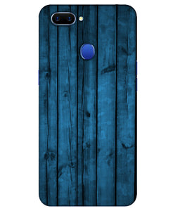 Oppo F9 Pro Bluewood  mobile cover