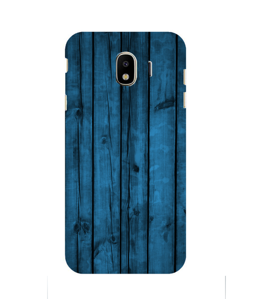 Samsung Galaxy J4 Blue Woods Mobile cover
