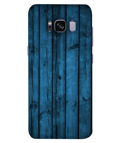 Samsung S8 Bluewood mobile cover