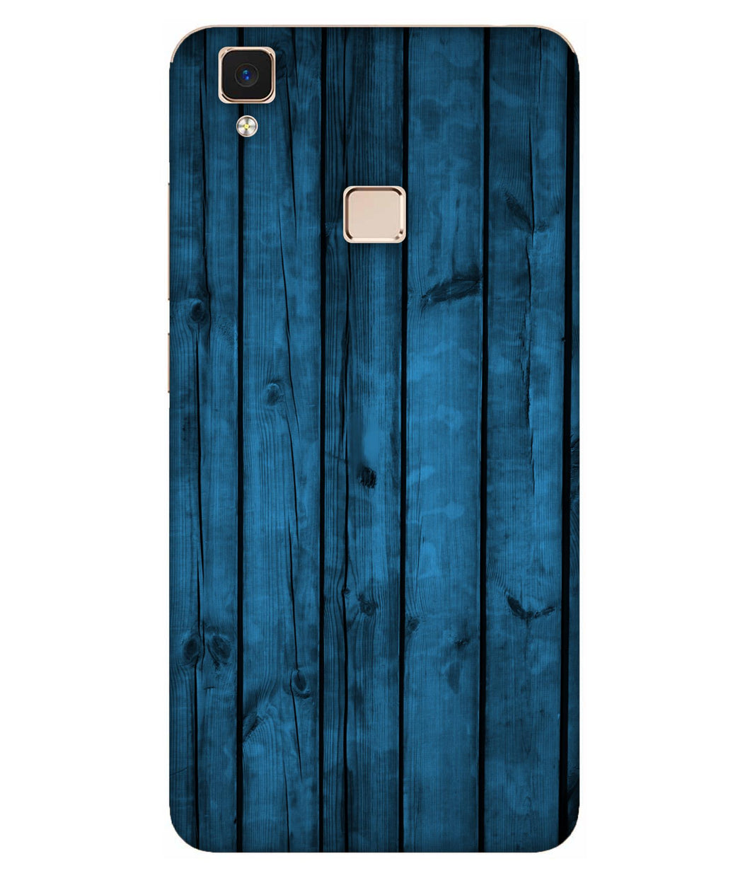 Vivo V3 Blue Woods Mobile cover