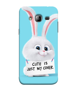 Samsung Galaxy ON7 Bunny Mobile cover
