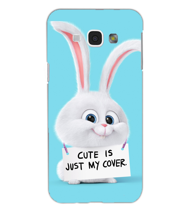 Samsung Galaxy A8 Bunny mobile cover