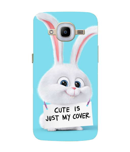 Samsung Galaxy J2-2016 Bunny Mobile cover