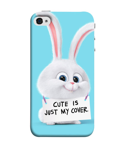Apple Iphone 5 Bunny Mobile cover