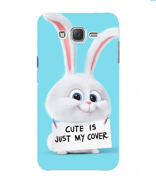 Samsung Galaxy J7 Nxt Bunny Mobile Cover