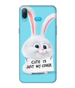 Samsung Galaxy A6 Plus Bunny Mobile cover