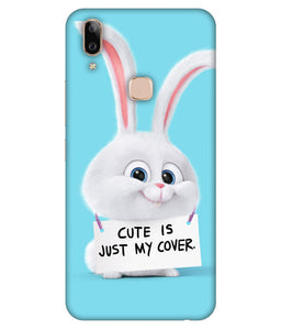 Vivo V9 Bunny  mobile cover