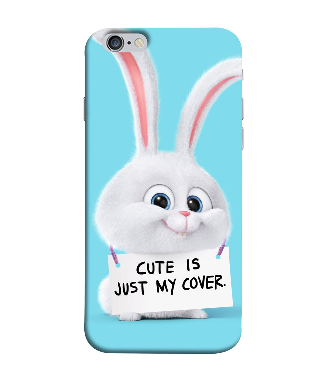 Apple Iphone 6 Plus Bunny Mobile cover
