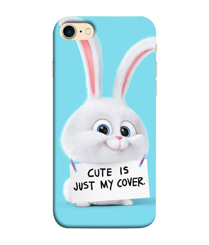 Apple Iphone 8 Bunny Mobile cover