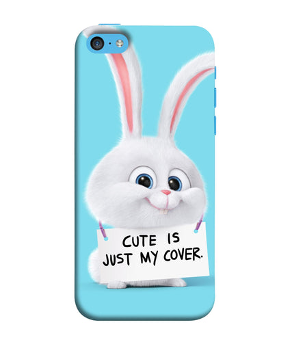 Apple Iphone 5c Bunny Mobile cover