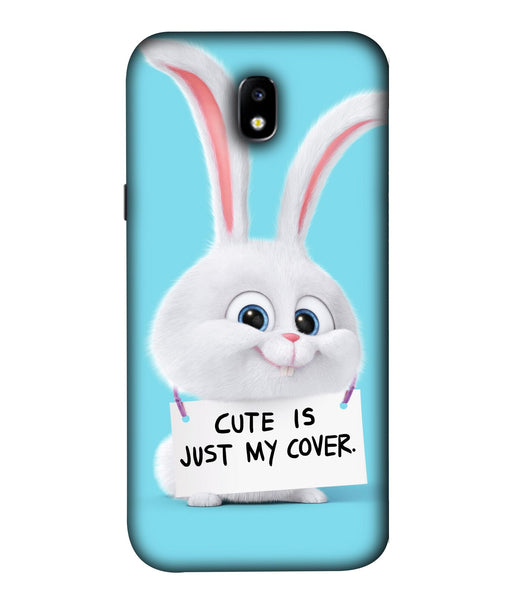 Samsung Galaxy J7 Pro Bunny Mobile cover