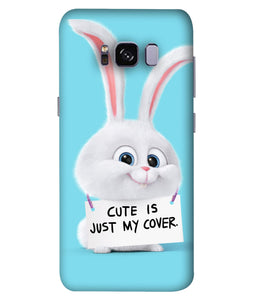 Samsung S8 Bunny mobile cover