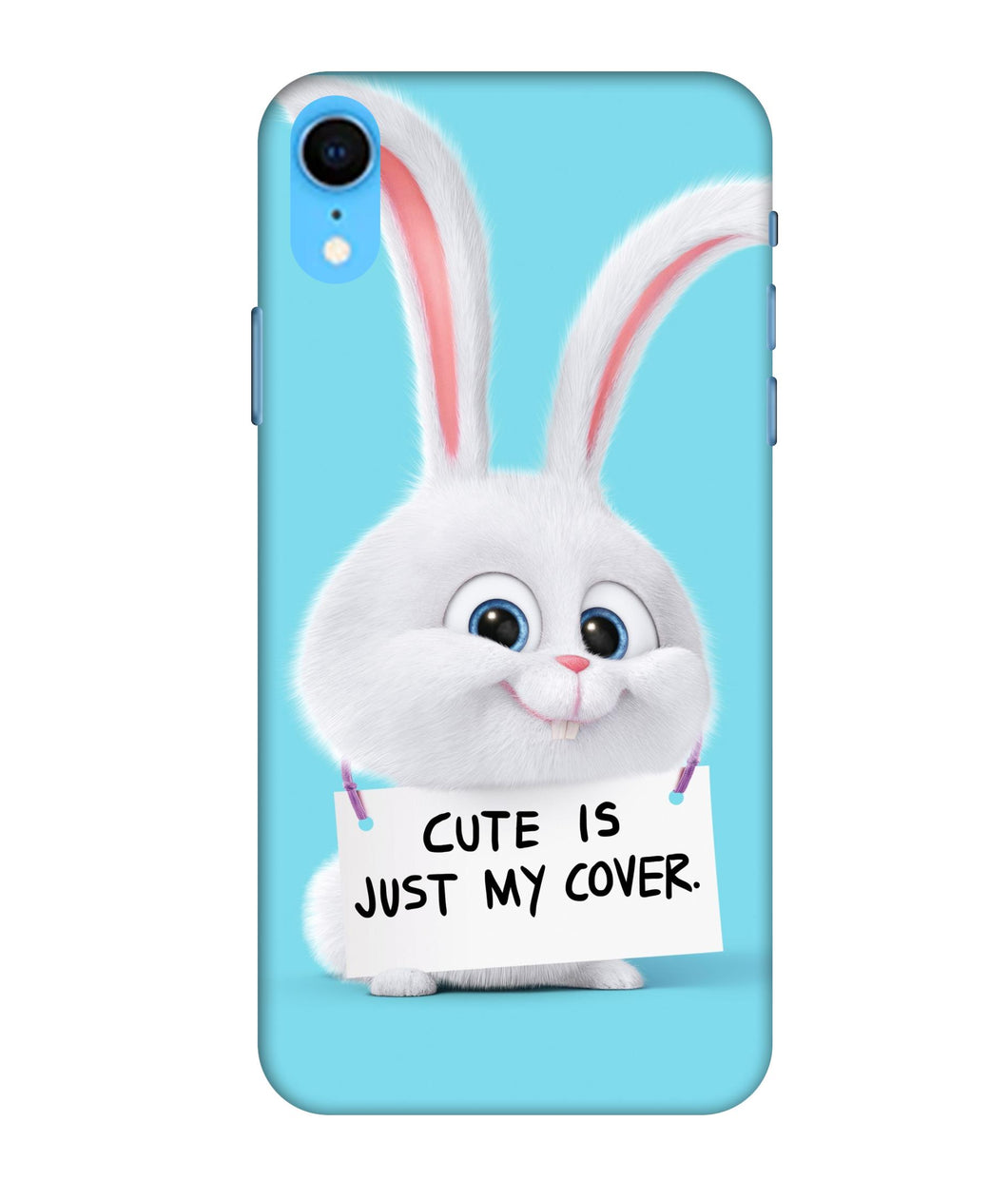 Apple Iphone XR Bunny mobile cover