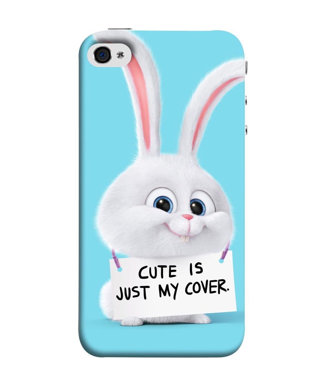 Apple Iphone 5s Bunny Mobile cover