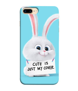 Apple Iphone 7 Plus Bunny mobile cover