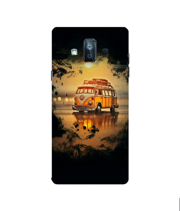 Samsung Galaxy J7 Duo Sunset Mobile cover