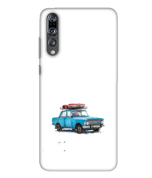 Huawei P20 Pro car mobile cover