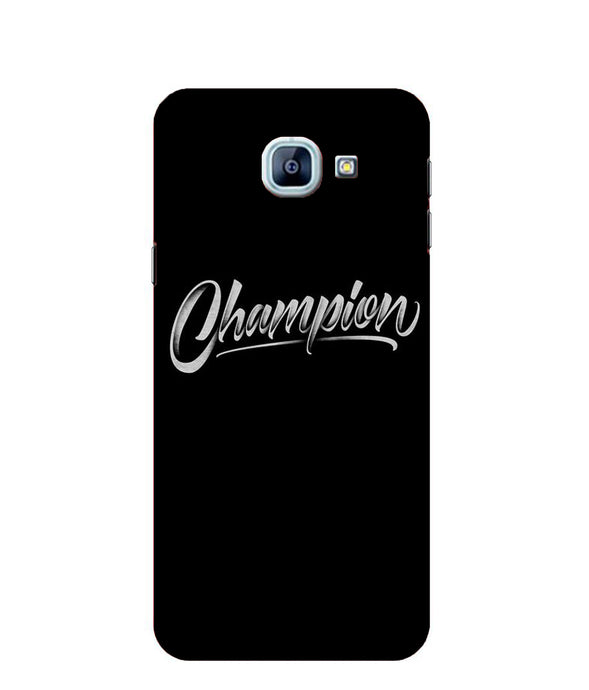 Samsung Galaxy A8 Champion mobile cover