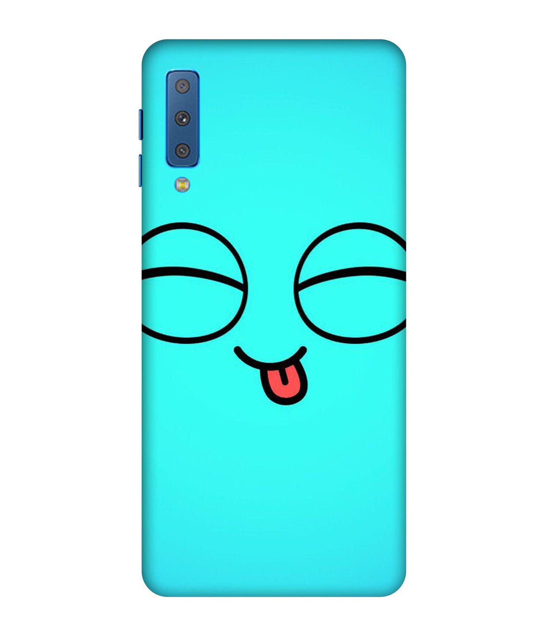 Samsung Galaxy A7-2018 Cute Awesome Mobile cover