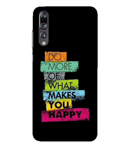 Huawei P20 Pro do more mobile cover