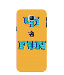 Samsung Galaxy A8 Fun mobile cover
