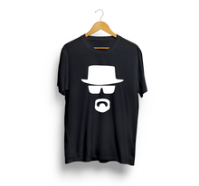 Load image into Gallery viewer, Funky Beard Grey Casual T-Shirt