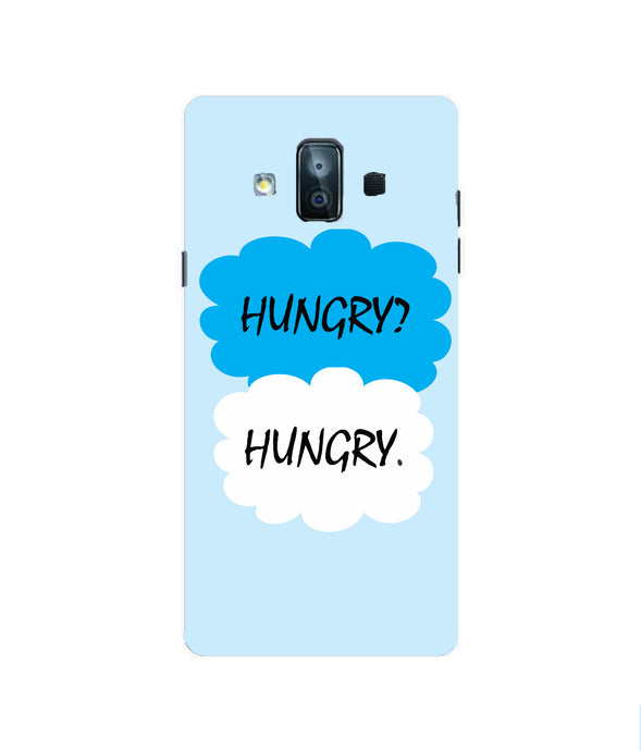 Samsung Galaxy J7 Duo Hungry Mobile cover