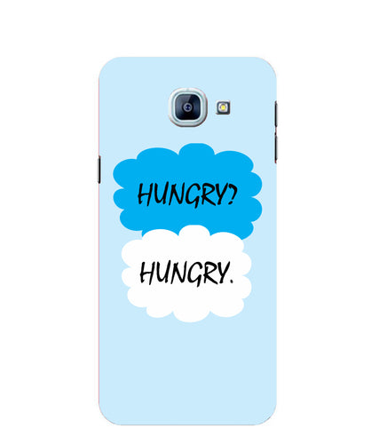 Samsung Galaxy A8 Hungry mobile cover
