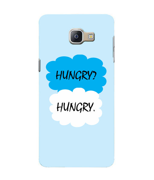 Samsung A9 Pro Hungry mobile cover