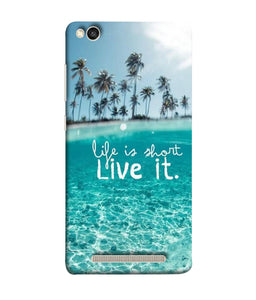 Redmi 5-A Life Life mobile cover