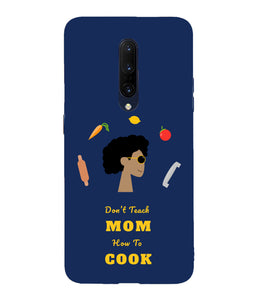 FunkyPocket Dont Teach Mom Mobile Cover