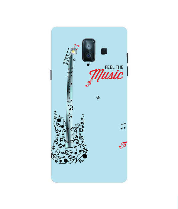 Samsung Galaxy J7 Duo Music Mobile cover