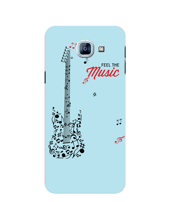 Samsung Galaxy A8 Music mobile cover