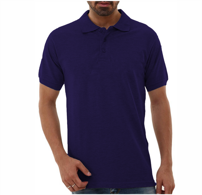 Polo Navy Blue T - Shirt