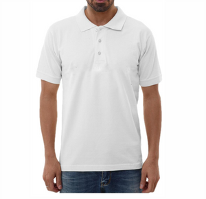 Polo White T - Shirt