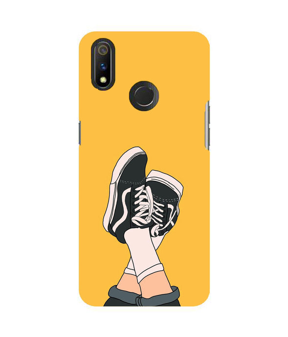 Oppo Real Me 3 Pro Shoes Mobile cover