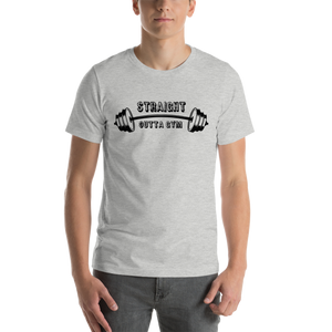 Grey Gym Casual T shirt