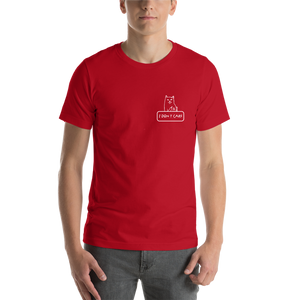 Red Cat Casual T shirt