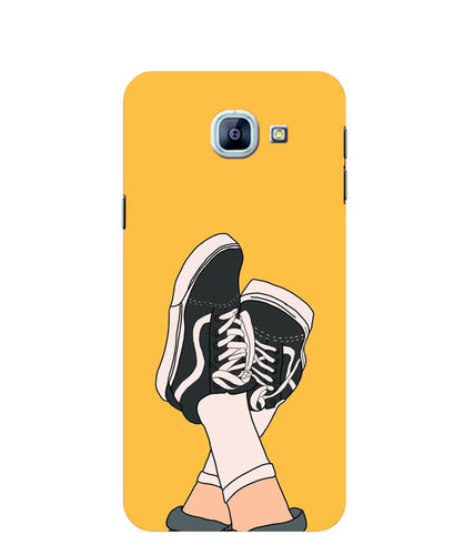 Samsung Galaxy A8 Shoes mobile cover