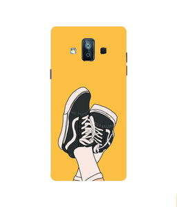 Samsung Galaxy J7 Duo Shoes Mobile cover
