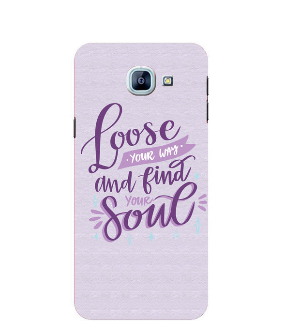 Samsung Galaxy A8 Soul mobile cover