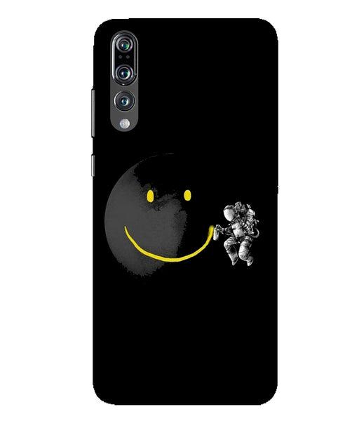 Huawei P20 Pro space man mobile cover
