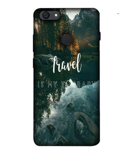 Vivo V7 Travel Mobile cover