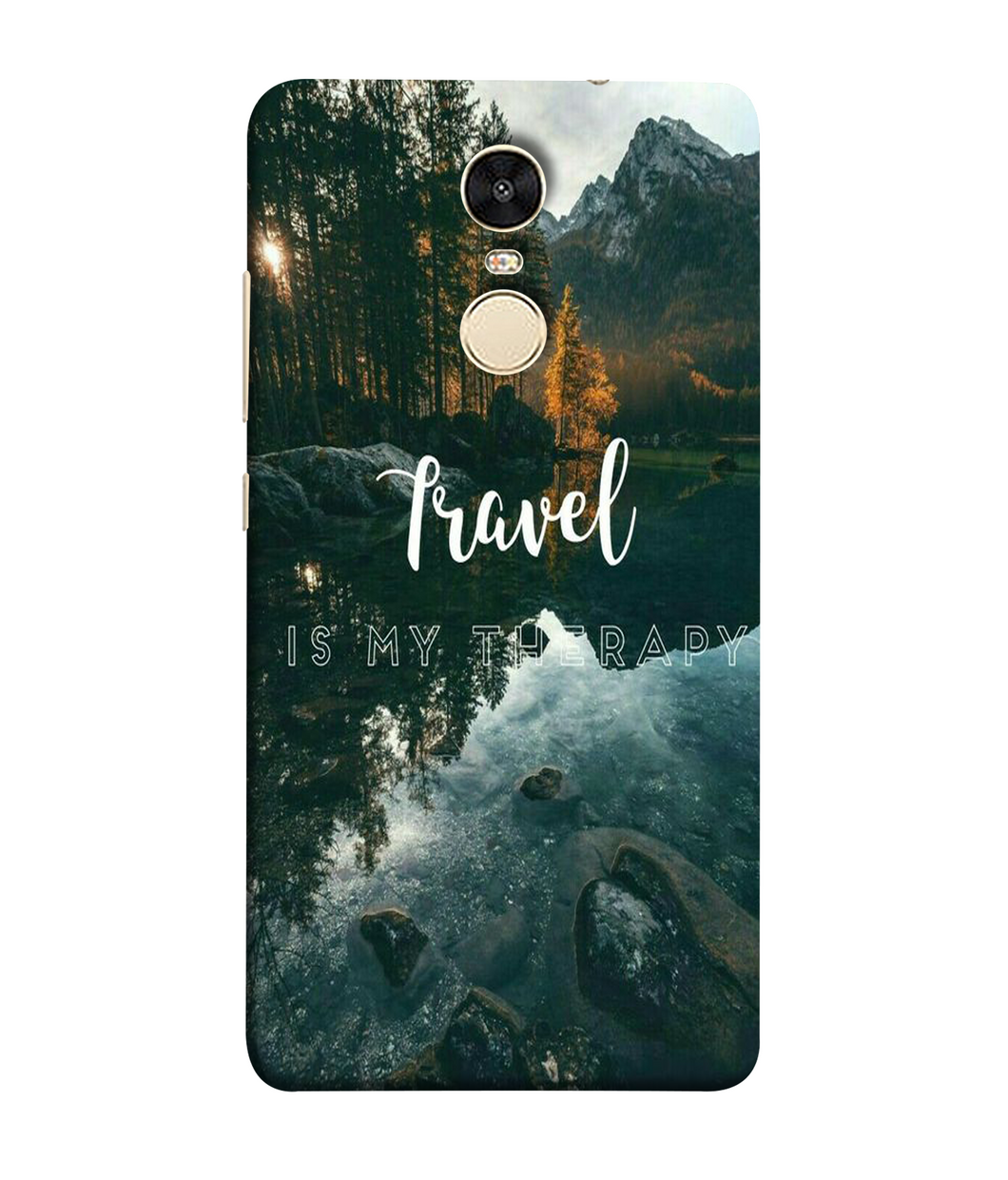Redmi Note 5 Travel mobile cover