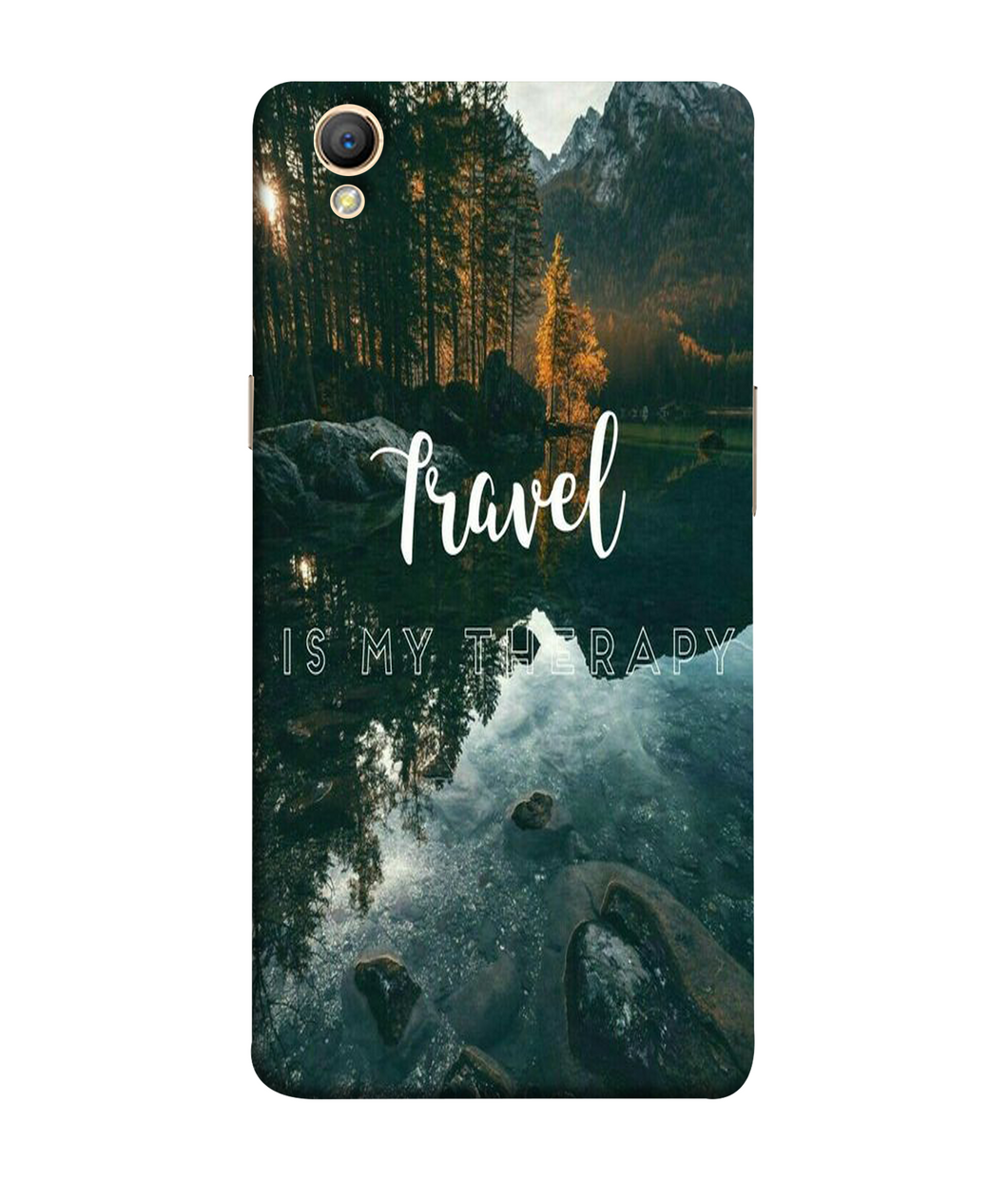 Oppo A 37 Travel mobile cover