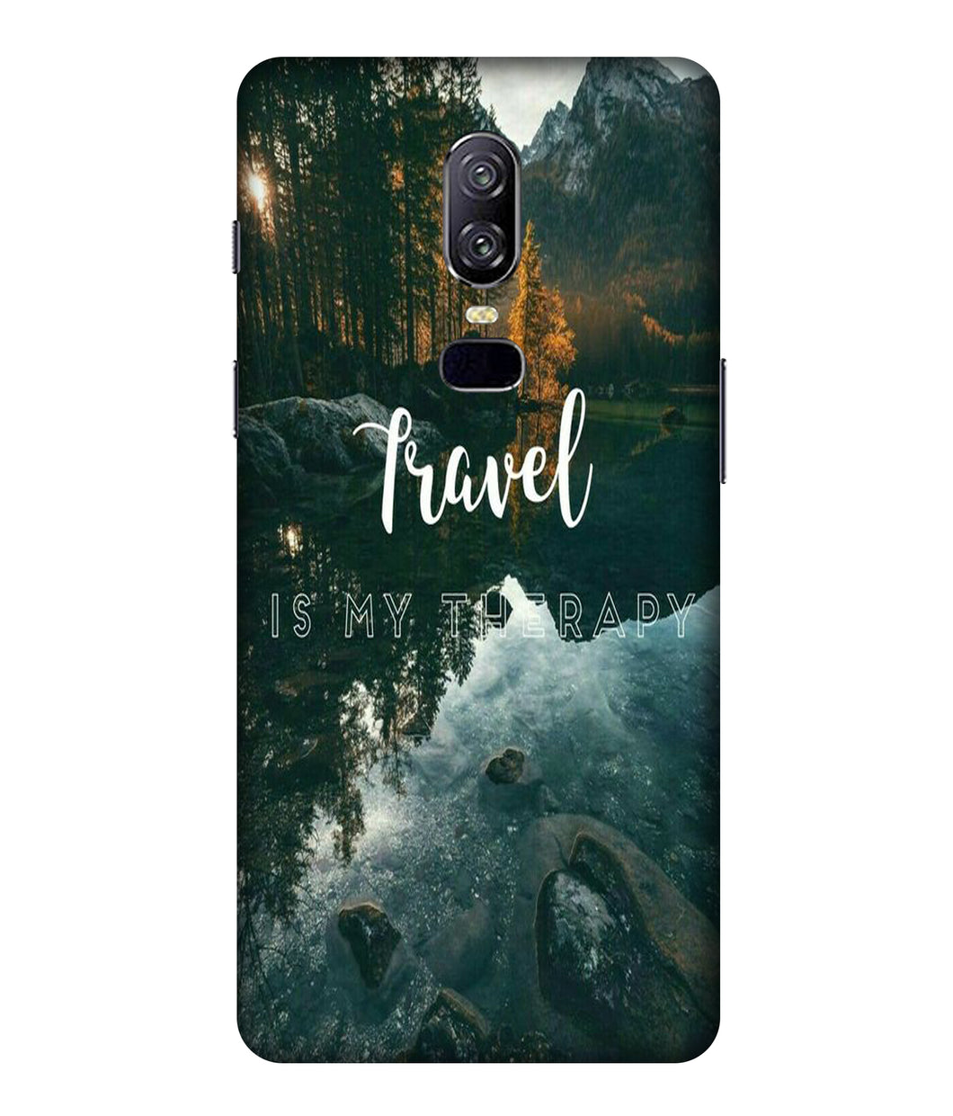 One plus 6 TravelMobile cover