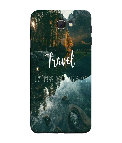 Samsung Galaxy J7 Prime Travel Mobile cover