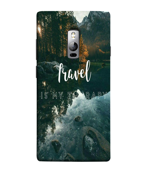 One Plus 2 Travel Mobile cover